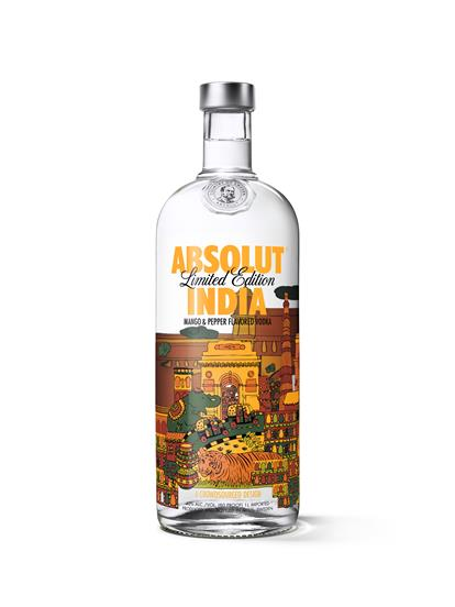 Absolut Vodka - Absolut India