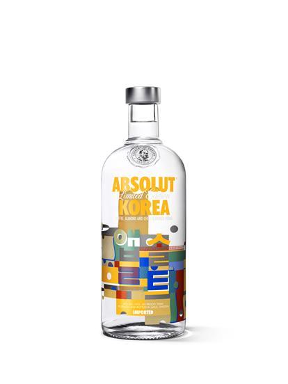 Absolut Vodka Absolut Korea