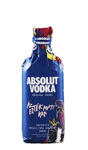 Fluor X Absolut against white background