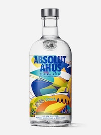 Bottle of Absolut Åhus