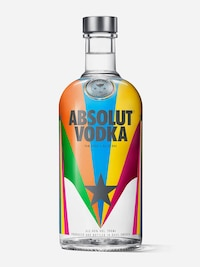 Bottle of Absolut Be At One