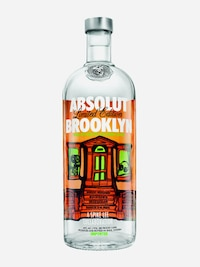 Bottle of Absolut Brooklyn