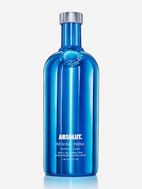 Bottle of Absolut Elektrik