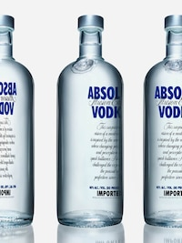 Bottle of Absolut Illusion
