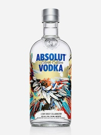 Bottle of Absolut Kinsey