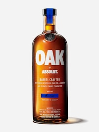 Bottle of Absolut Oak