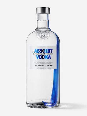 Bottle of Absolut Originality