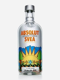 Bottle of Absolut Svea