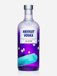 Bottle of Absolut Unique