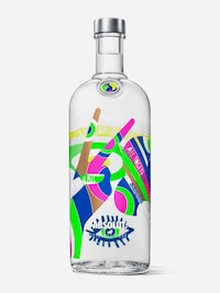 Bottle of Absolut World