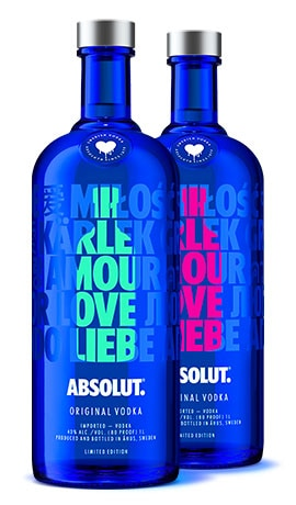 Absolut Drop