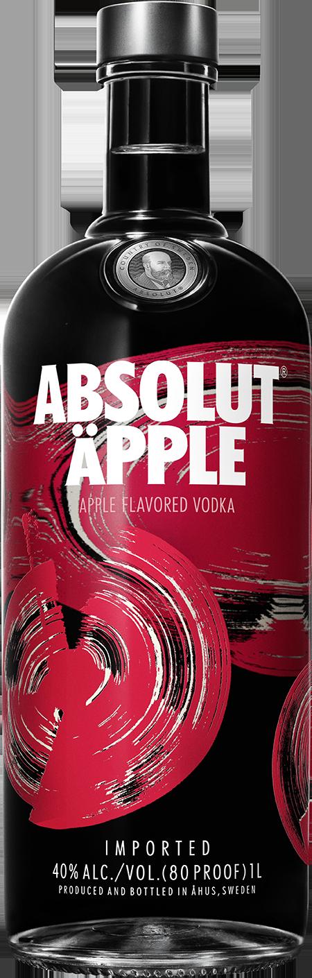 Apple Flavored Vodka Absolut Vodka