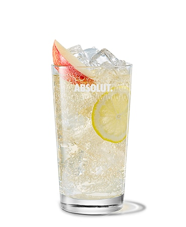 Absolut Äpple & Ginger Ale