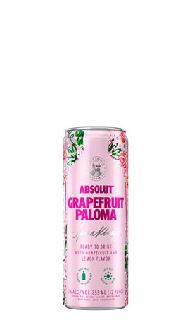 Absolut Grapefruit Paloma