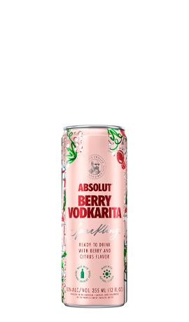 Absolut Berry Vodkarita