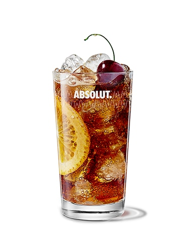 Absolut Cherrys & Cola