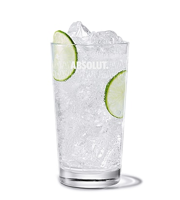 Absolut Cilantro & Tonic Water