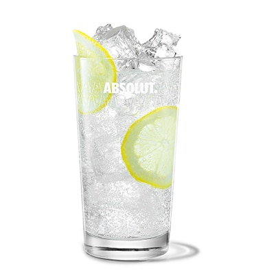 Absolut Citron Tonic