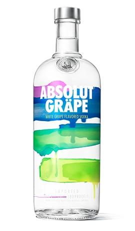 Absolut Vodka - Absolut Gräpe