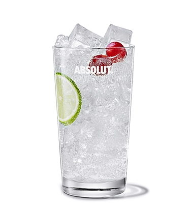 Absolut Gräpe & Lemon-Lime Soda
