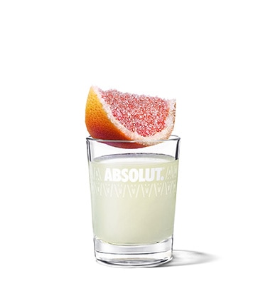 Grapefruit Drop Shot