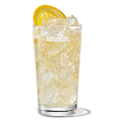 Absolut Mandrin & Ginger Ale