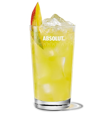 Absolut Mango & Orange Juice