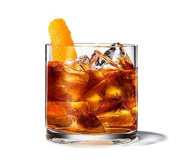 Absolut Oak Old Fashioned