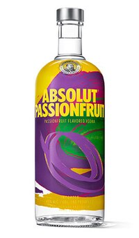 Absolut Passionfruit