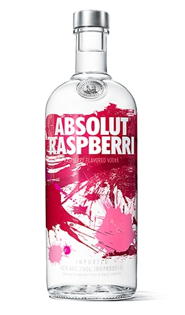 Flavored Vodka - Absolut Vodka