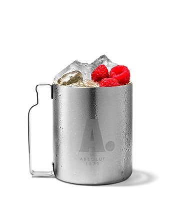 Absolut Raspberry Mule