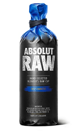 Absolut Raw