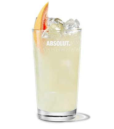 Absolut Ruby Red & Grapefruit Juice