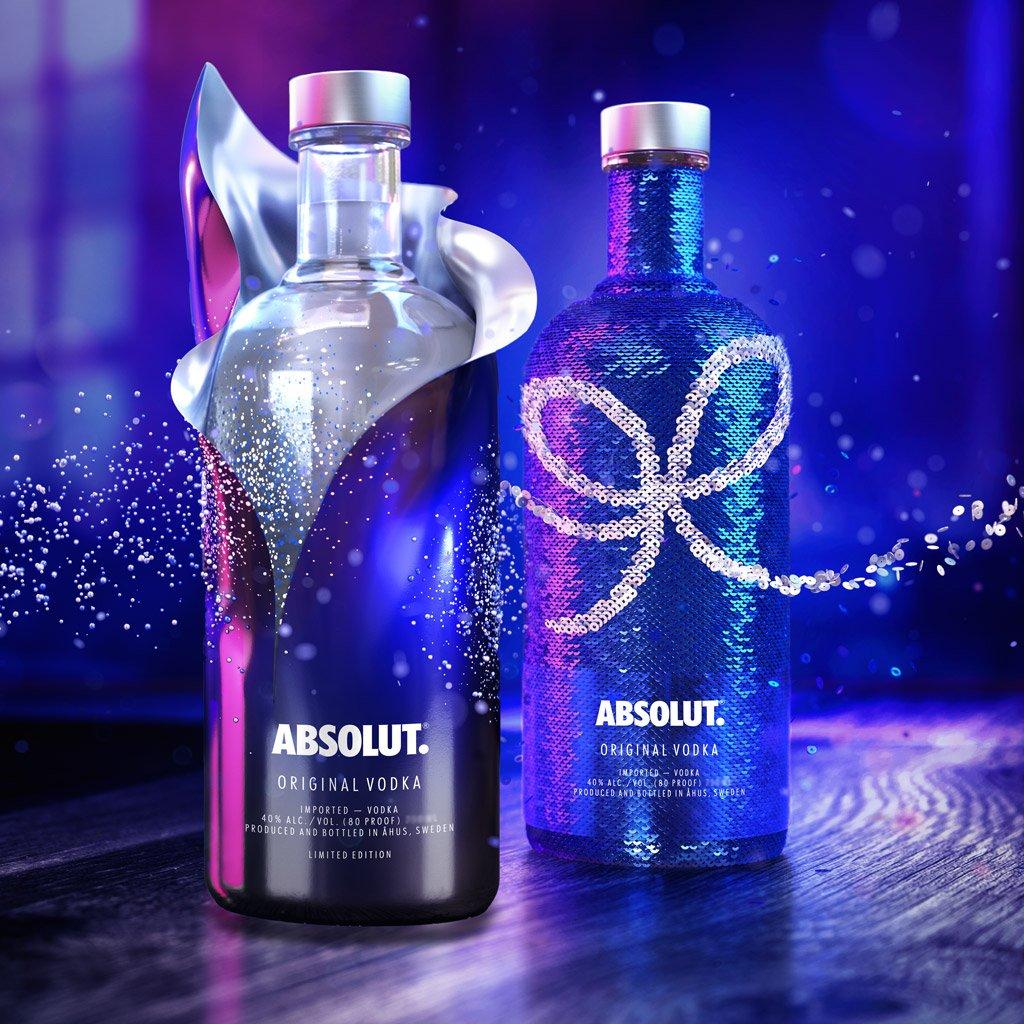 Wonderlijk Absolut Vodka - Absolut Uncover VH-99