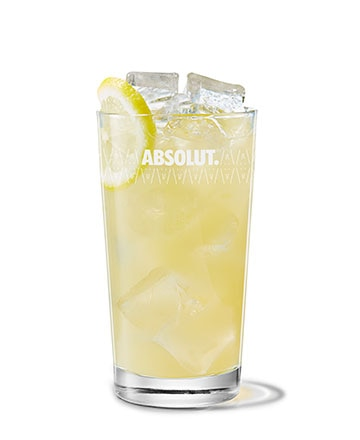 Absolut Vanilia & Cloudy Apple Juice
