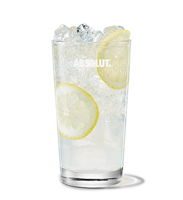 Absolut Elderflower Collins