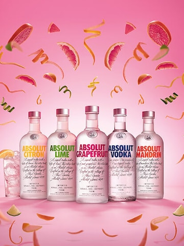 Absolut VodkaHero banner