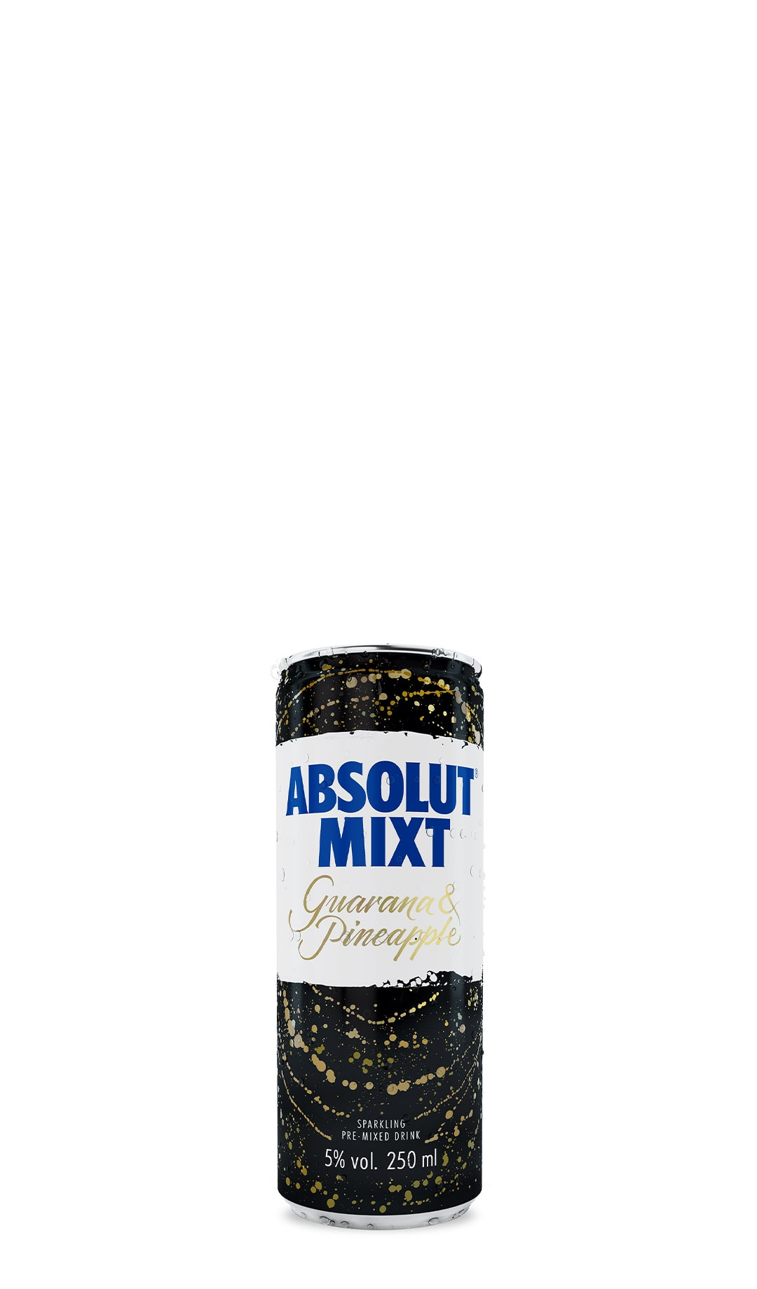 Absolut Mixt Guarana & Pineapple