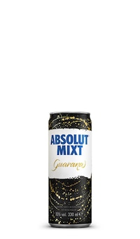 Absolut Mixt Guarana