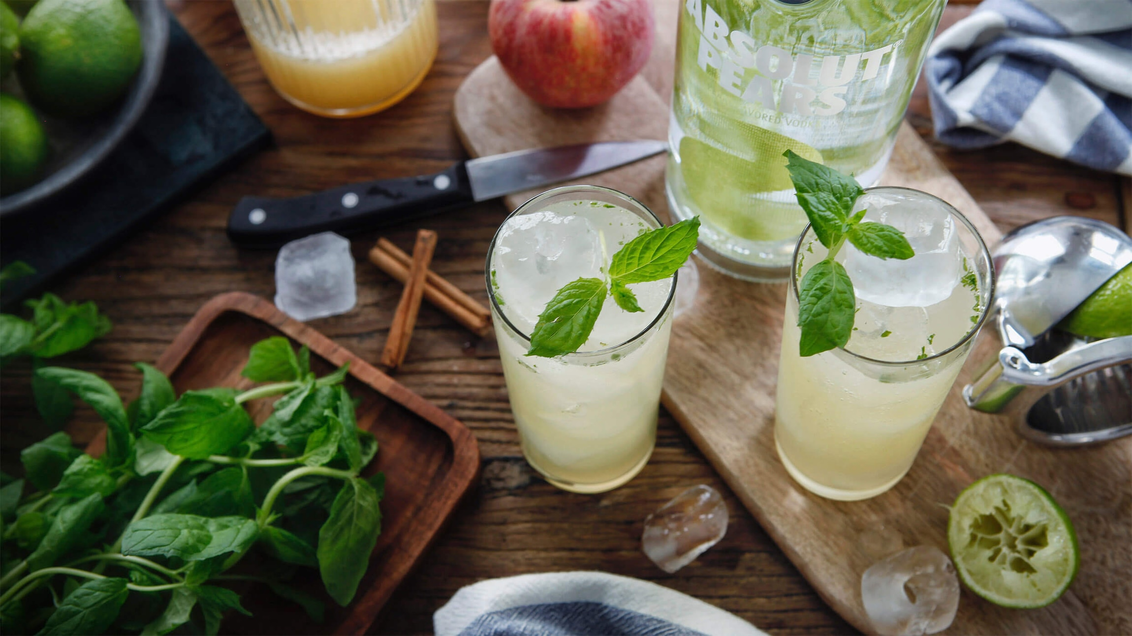 Impress your friends -  Learn how to make their favorite drinks!